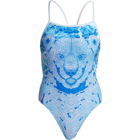 Funkita Single Strength One Piece Swimsuit Women, bont